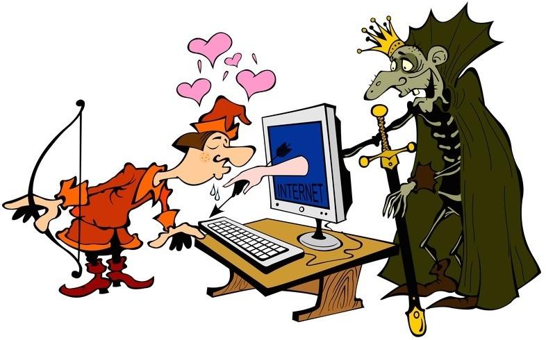 Online Dating Gefahren