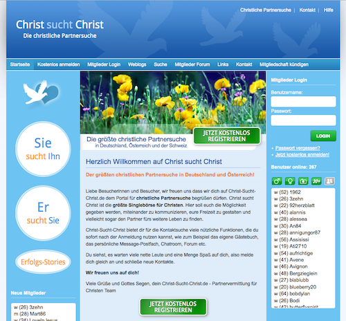 www christ sucht christ de