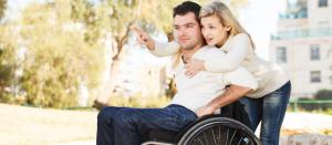 Partnersuche für behinderte