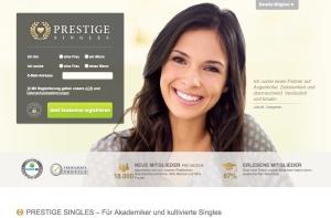Quelle Screenshot ©prestigesingles.de